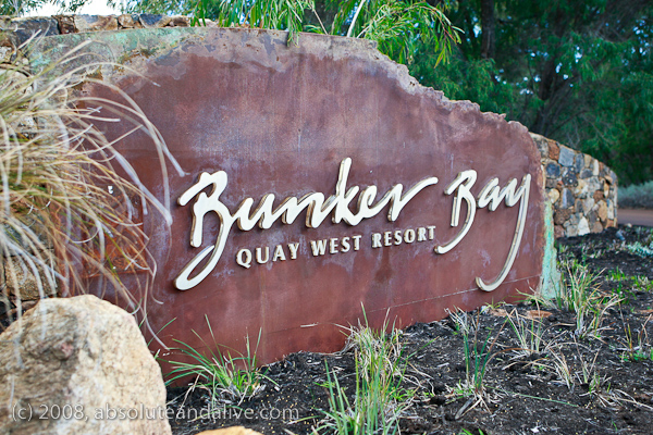 bunker bay resort wedding photographer